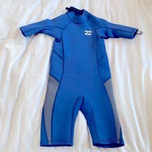 Billabong short wetsuit T-4
